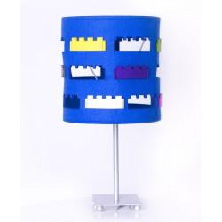 Lampka nocna Lego Niebieska